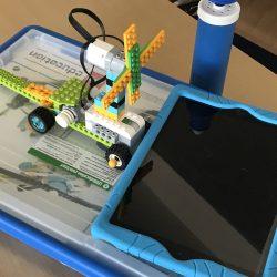 LEGO WeDo Windrad  scaled
