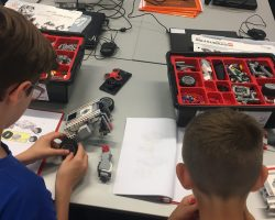 Herbstferien: Mission to Mars mit LEGO Mindstorms