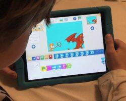 Semesterkurs: Erste Spiele programmieren mit Scratch Junior