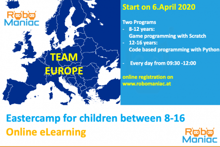 Team Europe Ostercamp