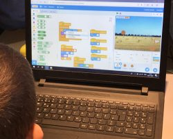 Online Sommercamp - SCRATCH Projects - Experts