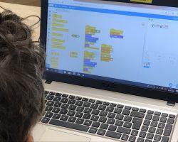 Online - Spiele programmieren mit Scratch (Einsteiger)