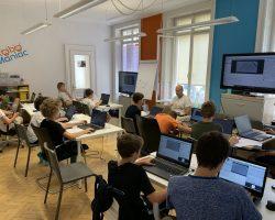 Sommercamp: 3D-Spiele Programmierung mit Unity